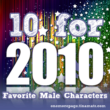 Favorite Male Characters