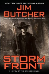Storm Front (Dreden Files #1) by Jim Butcher