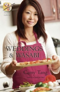 Weddings and Wasabi by Camy Tang