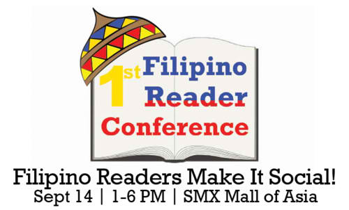 The 1st Filipino Reader Conference