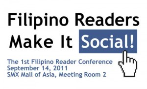 Filipino Readers Make it Social!