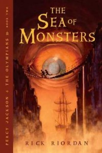 Percy Jackson and the Olympians # 2: The Sea of Monsters