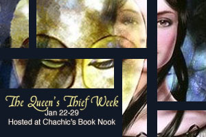 The Queen's Thief week at Chachic's Book Nook