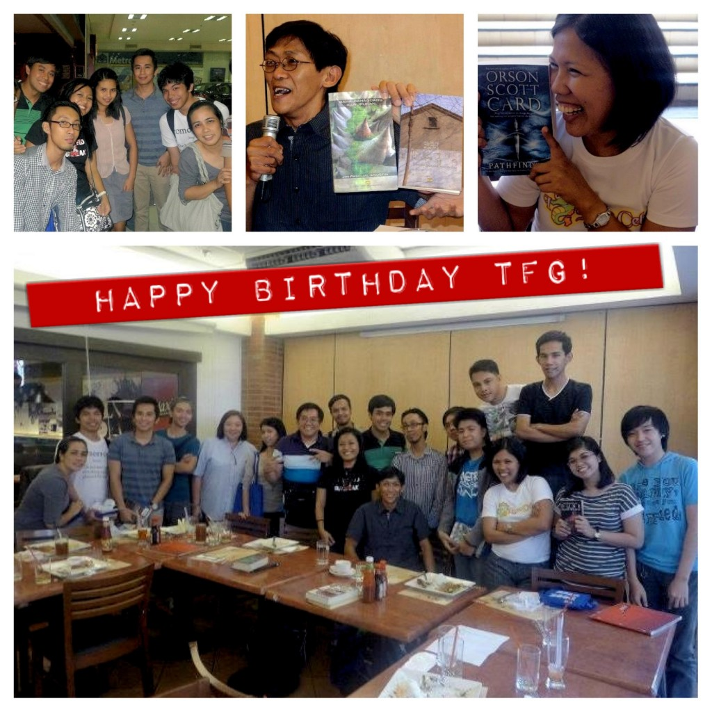 Happy second birthday, TFG!