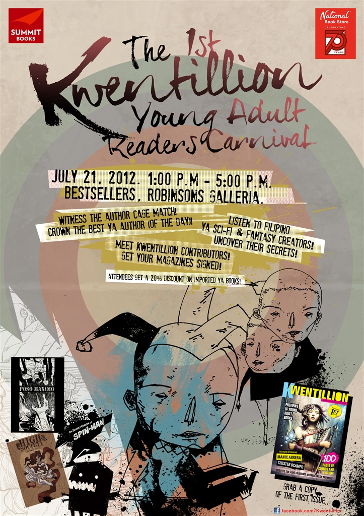 Kwentillion Young Adult Readers' Carnival