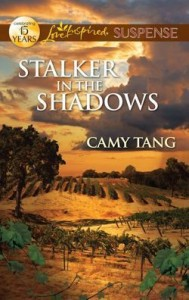 Stalker in the Shadows by Camy Tang
