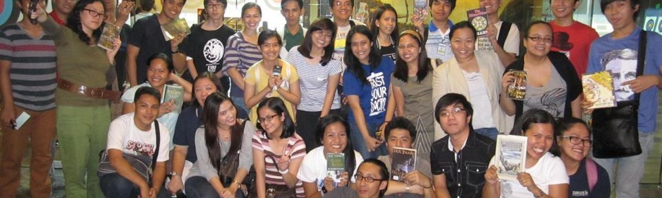 Goodreads - The Filipino Group Face-to-Face Discussion # 6: Fellowship of the Ring by J.R.R. Tolkien (photo from Maria)