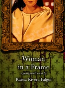 Woman in a Frame by Raissa Rivera Falgui