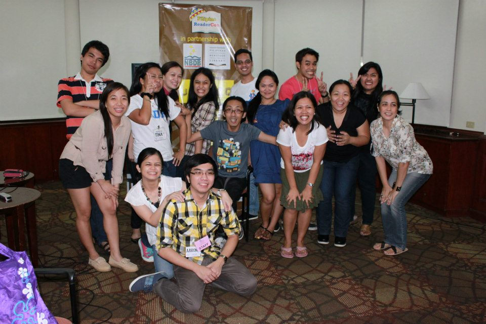 GR-TFG at the 2nd Filipino ReaderCon
