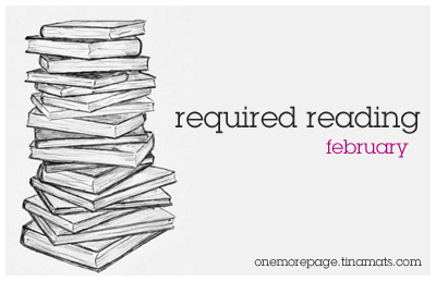 Required reading - February