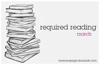 Required Reading: March