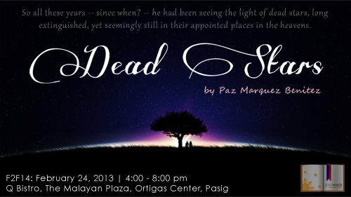dead star by paz marquez benitez literary criticism The short story 'dead stars' was written by paz marquez benitezthe story is and not as it should be --man of la mancha whole story of the short story dead stars i found the entire text of the short story dead stars by paz marquez benitez literary awards literary criticism.