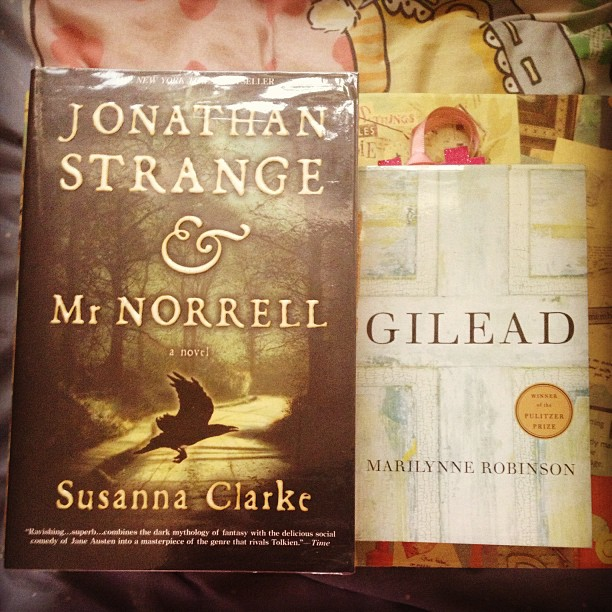 Required Reading books for April