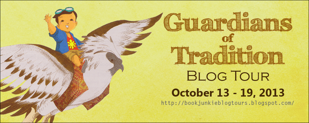 Guardians of Tradition Blog Tour