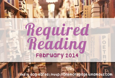 February 2014 Required Reading