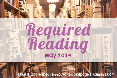 Required Reading: May 2014